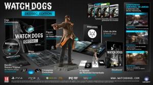 watch dogs edición especial