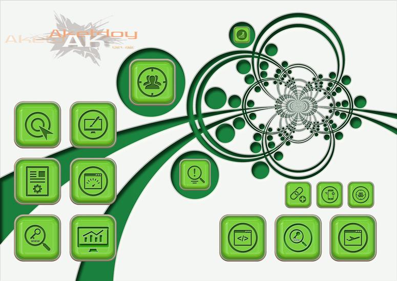 Diseño web Aketdoy