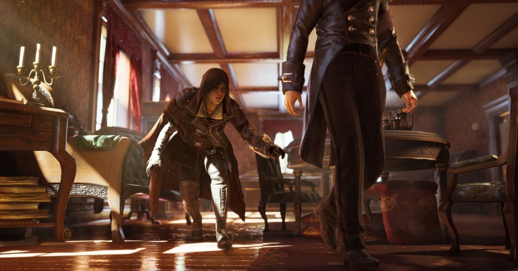 Assassins Syndicate - Sigilo con Evie Frye