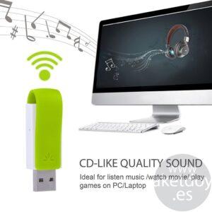 Análisis del adaptador Avantree USB Bluetooth