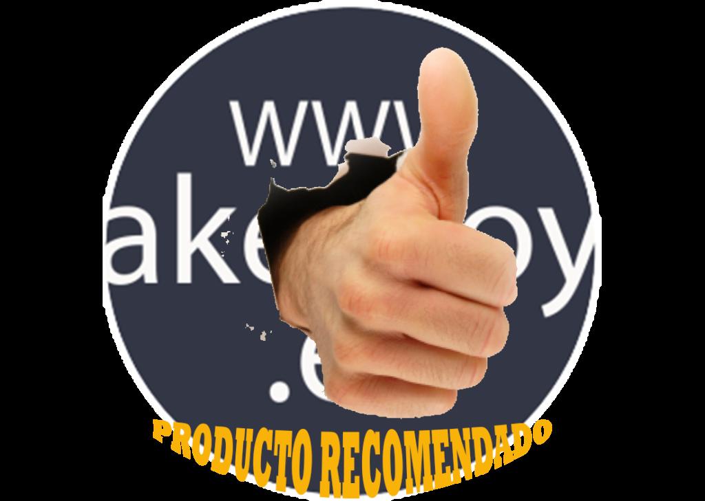 Producto recomendado por Aketdoy