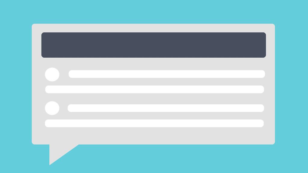 Tendencias en el diseño web 2018: Chat