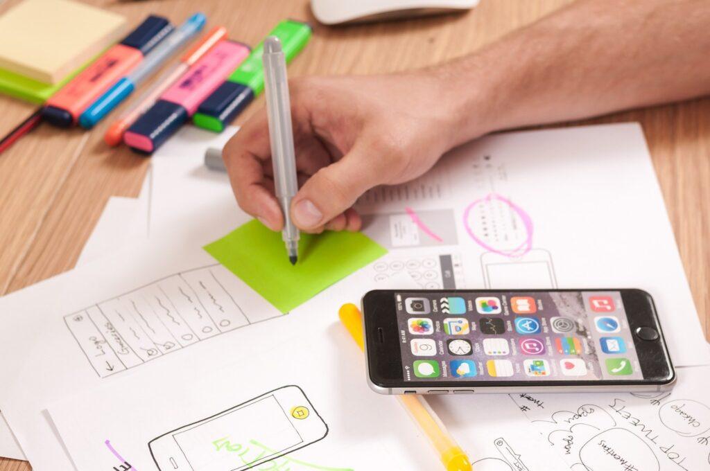 Tendencias en el diseño web