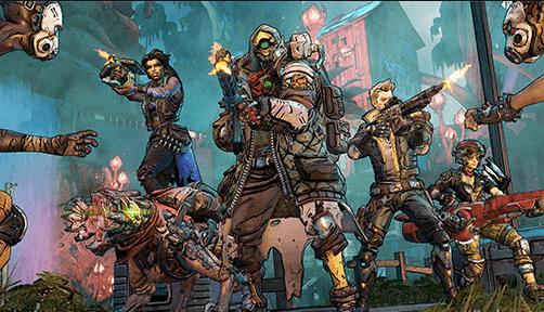 Lanzamentos de videojuegos en septiembre. Borderlands 3