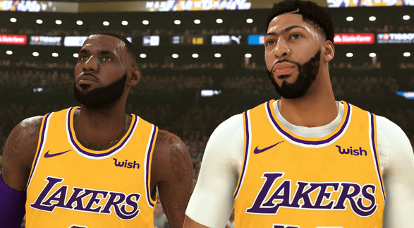 Simulador basket NBA 2K20