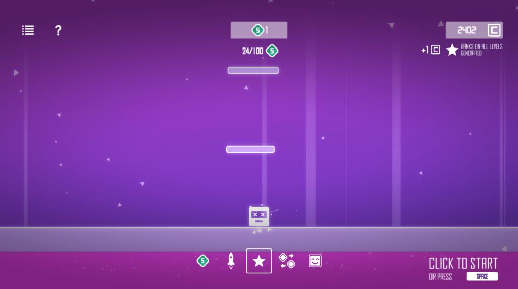 El juego indie de la semana Nice Jumper