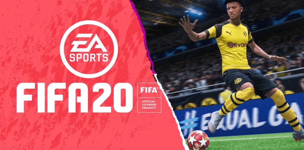 Simulador fútbol FIFA20