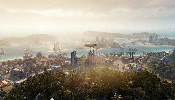 Lanzamentos de videojuegos en septiembre Trópico 6